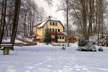Silvestr v ji�n�ch �ech�ch - Statek v Ka�leh�ch